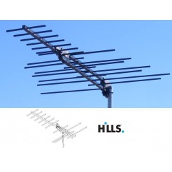 Hills Black Arrow TRU-BAND PLUS Antenna