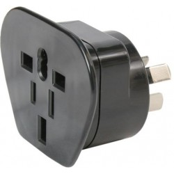 KORJO Worldwide Adaptor for Australia & New Zealand