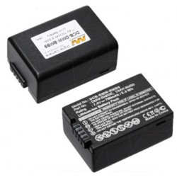 Replacement Battery Panasonic DMW-BMB9