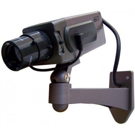 Dummy Camera - Replica CCTV Indoor