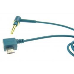 Sony Headphone Cable - Viridian Blue MDREX750BT