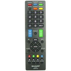 Sharp Television GB094WJSA Remote