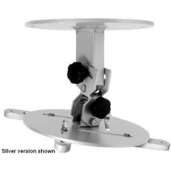 15Kg PROJECTOR CEILING MOUNT BRACKET - WHITE