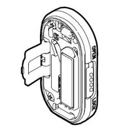 Sony HDRAS100V Rear Door