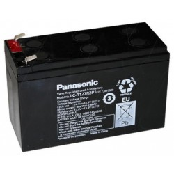 Panasonic LEAD-ACID Battery 12V 7.2AH NBN Battery