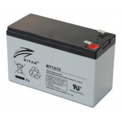 Ritar LEAD-ACID Battery 12V 7.2AH NBN Battery