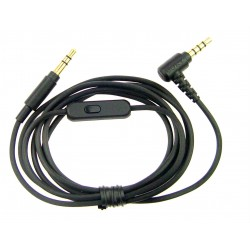 Sony MDR10RNC Headphone Cable with Remote - Black