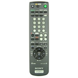 Sony RMT-V245C VCR Remote