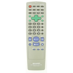 Sharp RRMCG1199AJSA DVD Remote