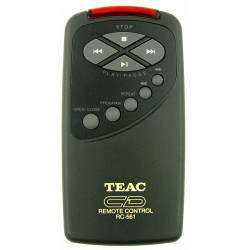 TEAC RC-561 Audio Remote