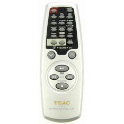 TEAC RC-837A Audio Remote