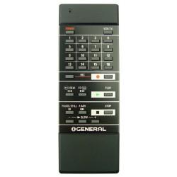 GENERAL VCR Remote