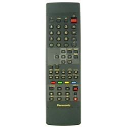 PANASONIC EUR50758 Television Remote