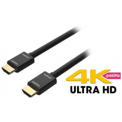4K HDMI Cable Type A to Type A - 2metre