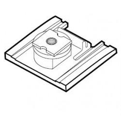 Sony Shoe Mount for UWP-C1 / UWP-C2 / UWP-C3 / URXP1