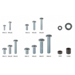 VESA 68pc Television Wall Mounting Screw / Washer Kit