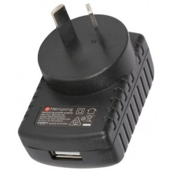 USB AC Travel Charger 2.4Amp