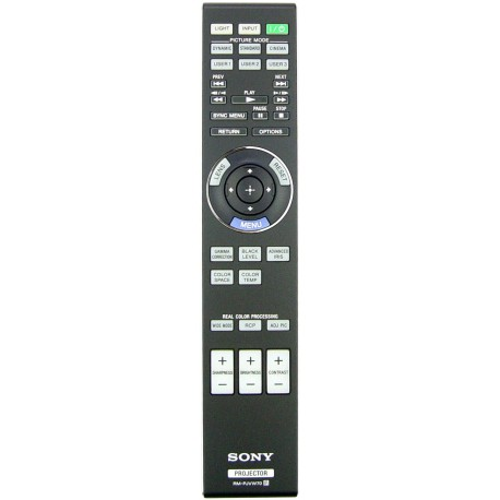 Sony RM-PJVW70 Projector Remote