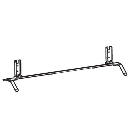Sony Television KD-49X8300C Complete Desktop Stand