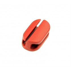 Sony Headphone Cable Clip - RED
