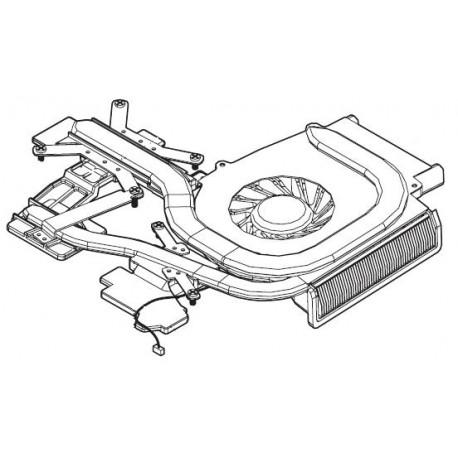 Sony Vaio Fan and Heatsink