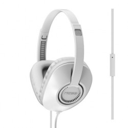 KOSS UR23i HEADSET WITH MICROPHONE - WHITE SSHPUR23IW