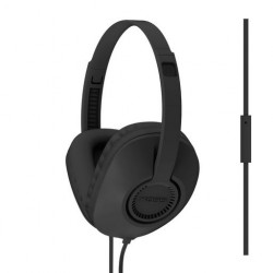 KOSS UR23i HEADSET WITH MICROPHONE - BLACK SSHPUR23IK