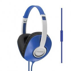 KOSS UR23i HEADSET WITH MICROPHONE - BLUE SSHPUR23IB