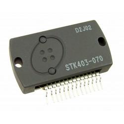 Integrated Circuit  STK403-070