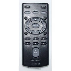 Sony RM-X311 Car Audio Remote