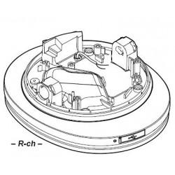 Sony Headphone Speaker Housing (R), SVX - SILVER