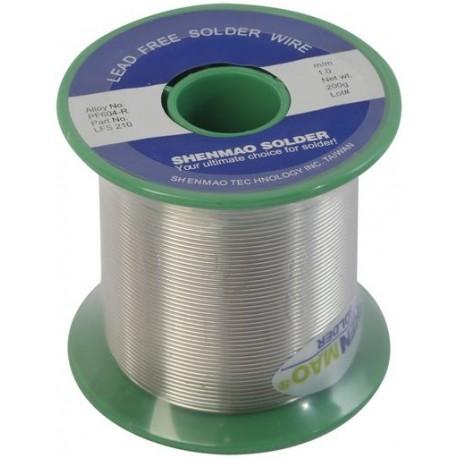 Lead-Free Solder 200g 1.0mm