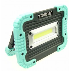 TOMCAT 10W Rechargeable LED Floodlight and USB Battery Bank