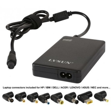 Laptop AC Power Adaptor - 90 Watts