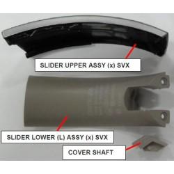 Sony MDR-1000X Headphone LEFT Slider Kit - BLACK