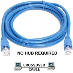 CAT5E/6 Crossover Patch Lead
