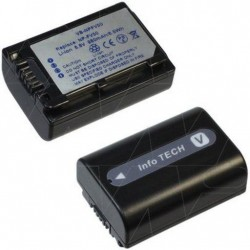 Replacement Battery NP-FV50