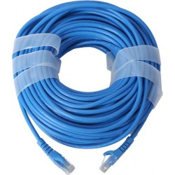 CAT5e Patch Lead - Blue