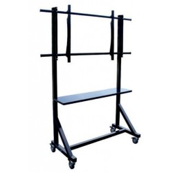 Universal TV Trolly Stand 40-77""