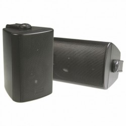 "3"" 2 Way Outdoor / Indoor Speaker - BLACK"