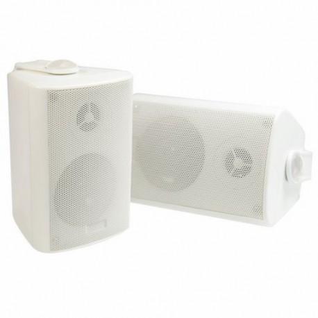 """3"""" 2 Way Outdoor / Indoor Speaker - WHITE"""