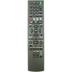 Generic Remote for Sony RMT-D250P / RMT-D258O DVD / HDD Remotes