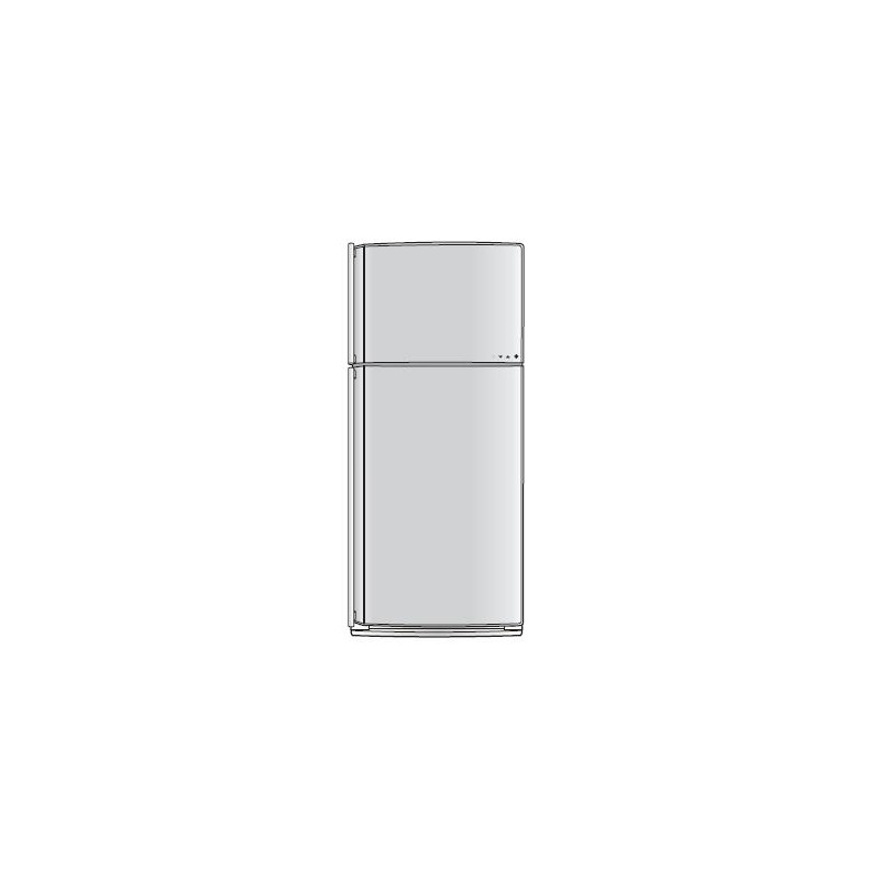 Sharp Refrigerator Exploded Diagram Sjgc584v Sl