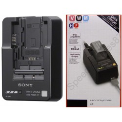 Sony Battery Quick Charger BC-QM1
