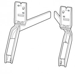 Sony Television Stand Legs for KD-75X8500G