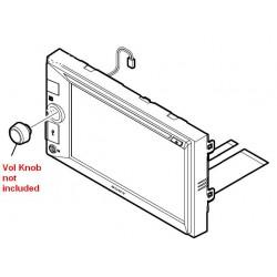Sony Front Panel for XAV-68BT