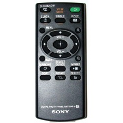 Sony RMT-DPF10 Photo Frame Remote