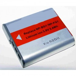 Replacement Battery NP-BG1 / NP-FG1