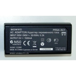 Sony PRSA-AC1 Digital Book Reader AC Adaptor