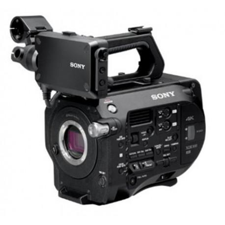 PXWFS7 / PXWFS7K Sony Camera Exploded Diagram